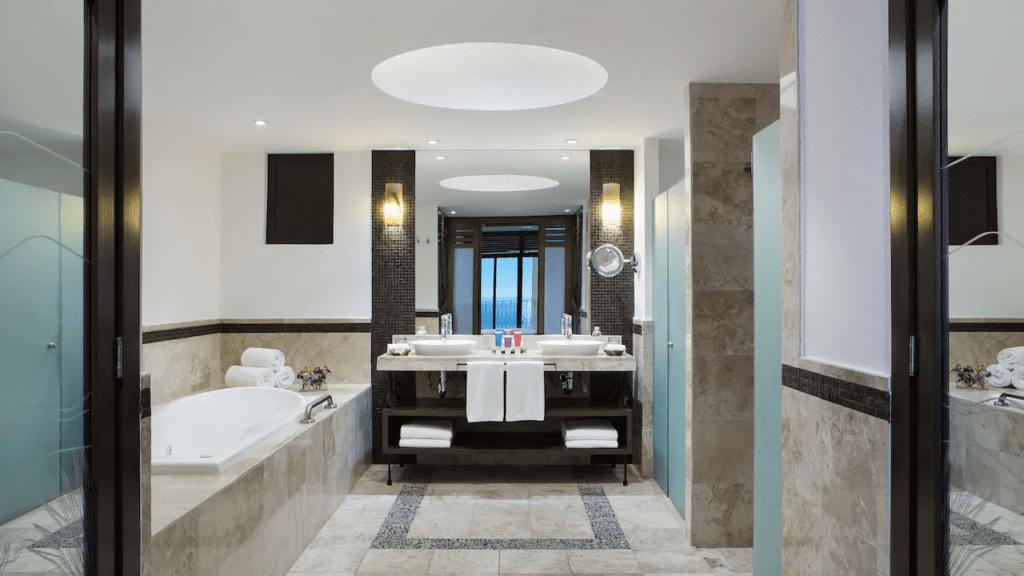 Hyatt-Ziva-Los-Cabos-P373-Ocean-Front-One-Bedroom-Master-Suite-Bathroom